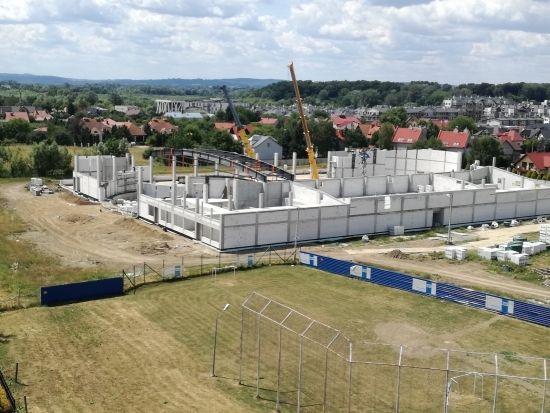 Podkarpackie Centrum Lekkoatletyczne UR [Zdjęcia z 12.07.2018] - Inwestycje w Rzeszowie - zdj. 5